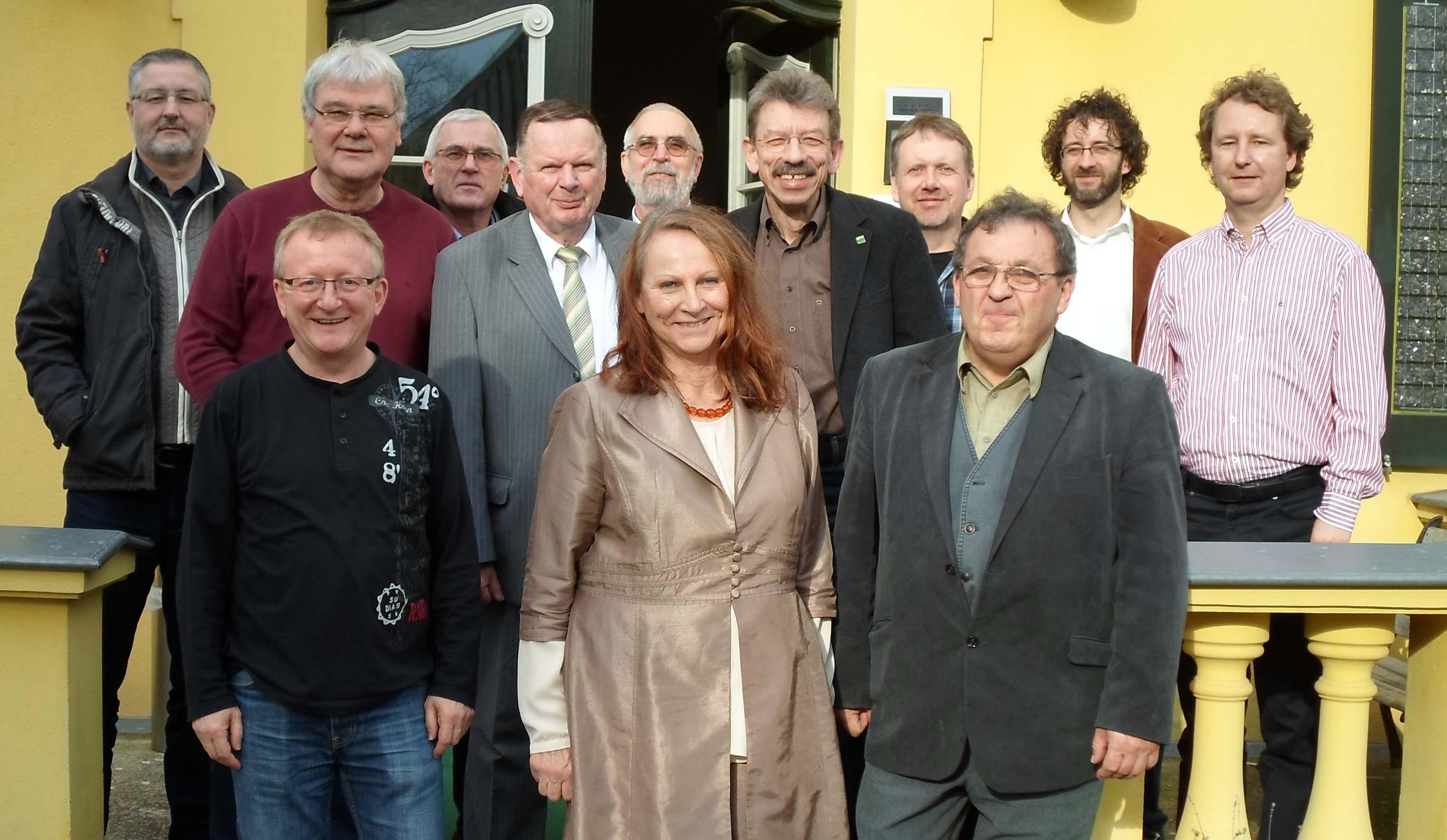 Gemeinsame Sitzung Energiewende und Verabschiedung der Wietower Erkl�rung am 22.Februar 2014. Foto: SolarZentrum Mecklenburg-Vorpommern